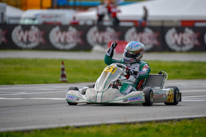 Marco Ardigò is back in Winning in Sarno