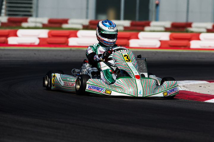 WSK Super Master Series, Adria (Italy) - 4th round