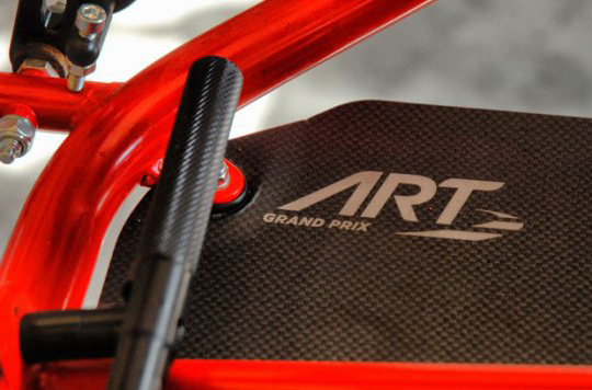 Rocking start for ART Grand Prix Rotax Team
