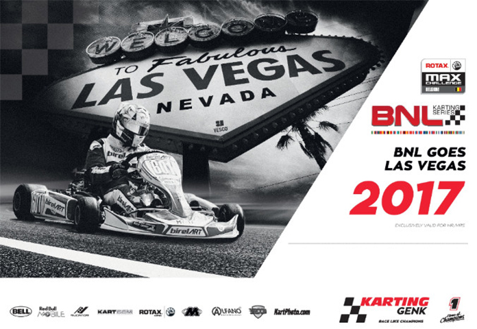 Apex by Vega and Las Vegas for BNL Karting Series