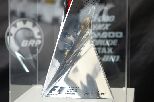 BRP at the Formula 1 Grand Prix du Canada 2014