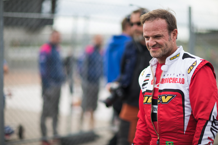 "Barrichello: ""When I was young I didn't have enough money for the World Championship"""