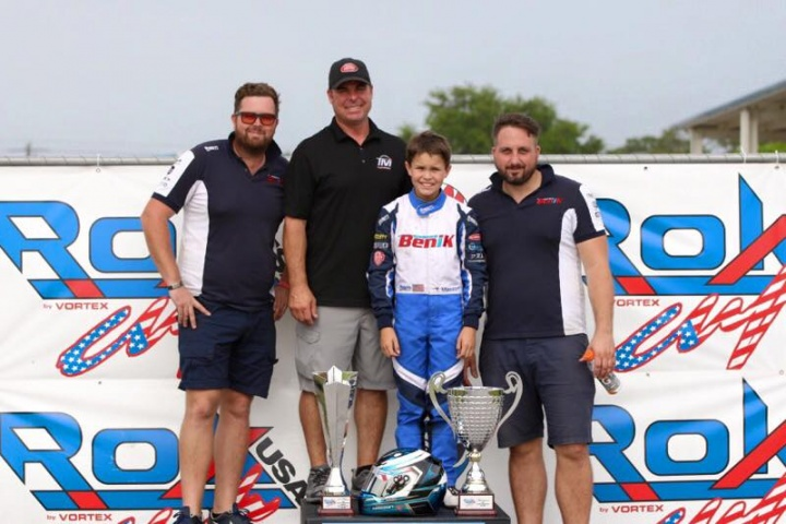 Tyler Maxson claims Team Benik second championship of 2016
