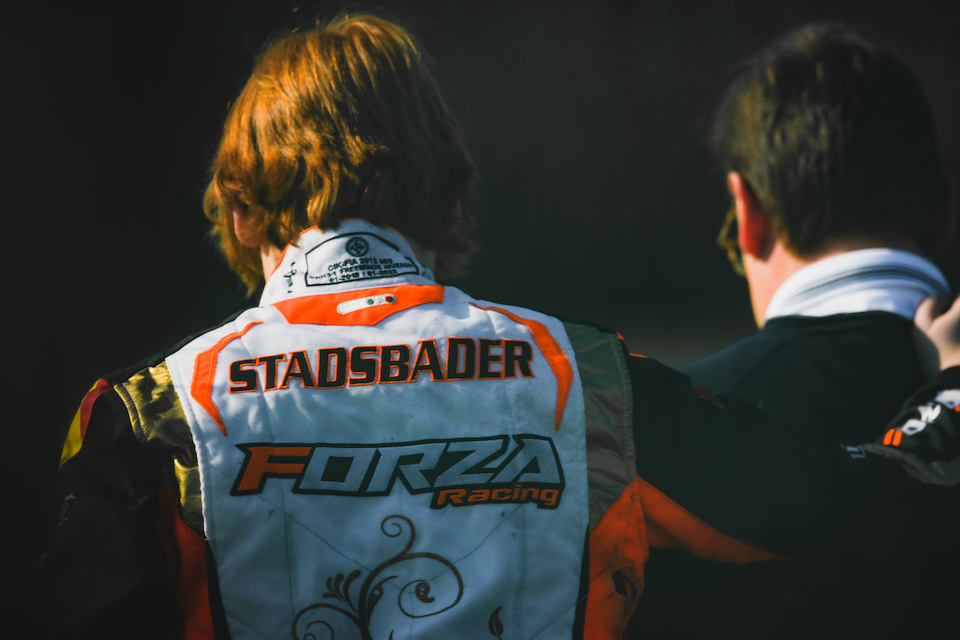 Mission accomplished for Stadsbader in Finland