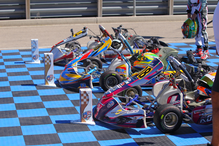 Six Drivers Added to Team USA After Sofina Foods US Open of Utah