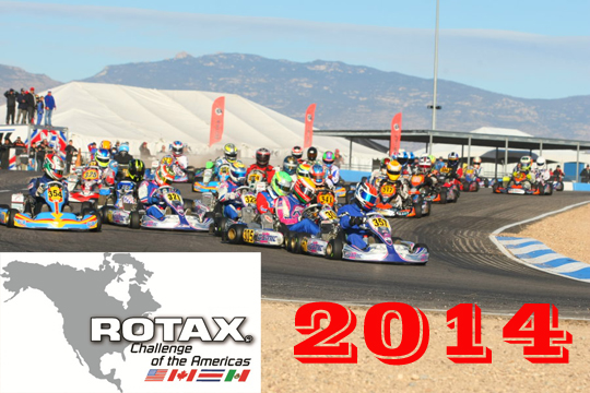2014 Challenge of the Americas schedule announced
