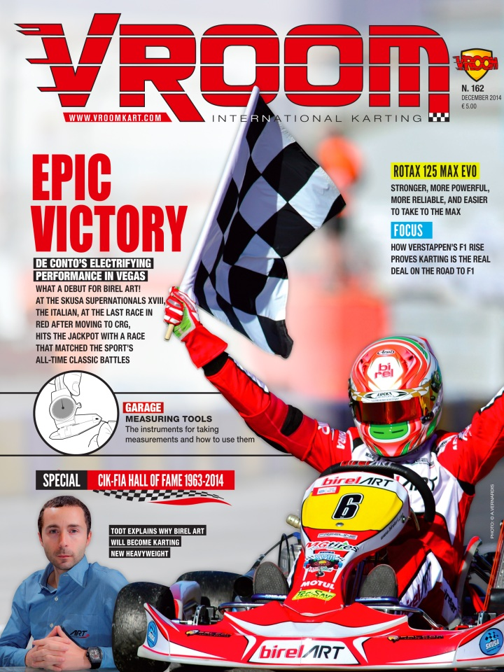 Cover Vroom International