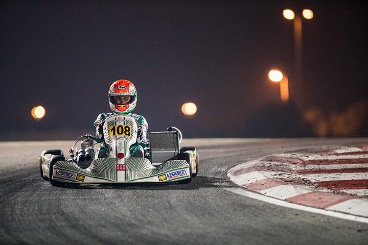 OK & OK Junior World Championship – Qualifying