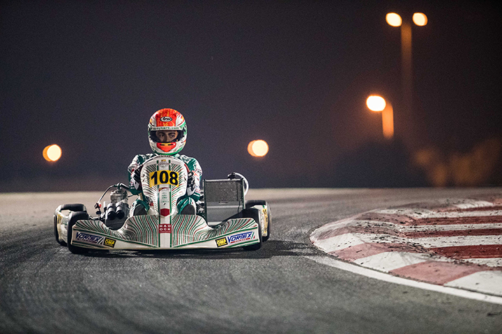 2nd place for Vidales at the World Championship in Bahrain
