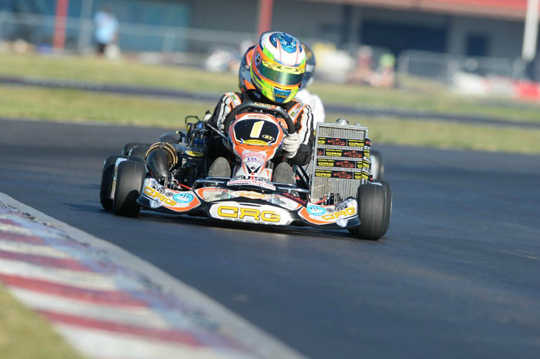 Prime packages available with CRG-USA for Rotax and SuperKarts! USA