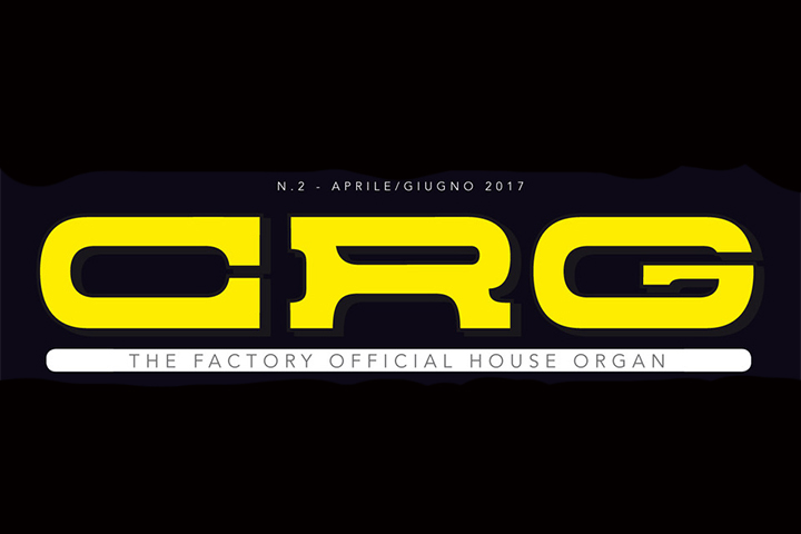 The 2nd number of the CRG Magazine is now online