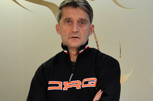 Crg welcomes back Dino Chiesa
