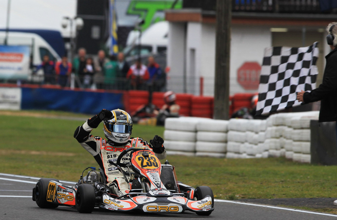 Double win for Crg in the German Championship