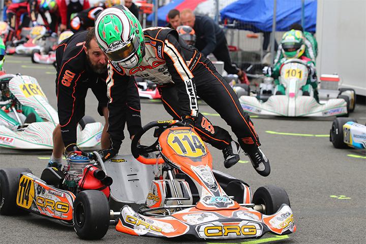 CRG heading to PFI with the World Championship won in Wackersdorf under its belt
