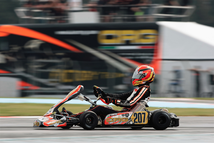 Double European round for CRG in Zuera (CIK-FIA) and Castelletto (ROTAX)