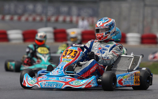 The European CIK-FIA Champs KZ & KZ2 ends in Kristianstad