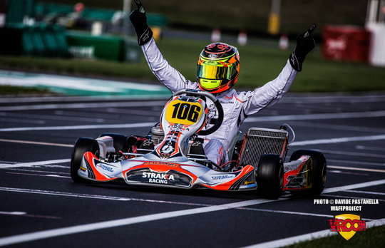 No match for Ilott in the KF final