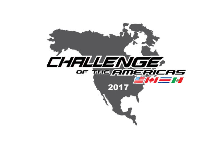 2017 Challenge Of The Americas schedule comfirmed