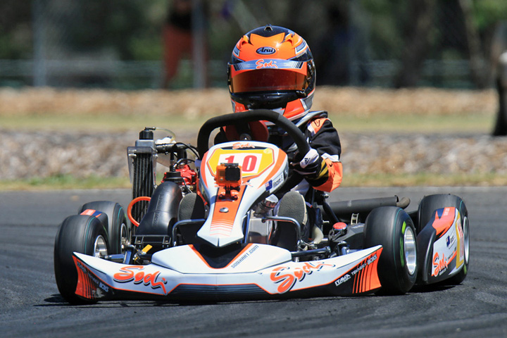 Vincent heads Kiwi contingent in Australia