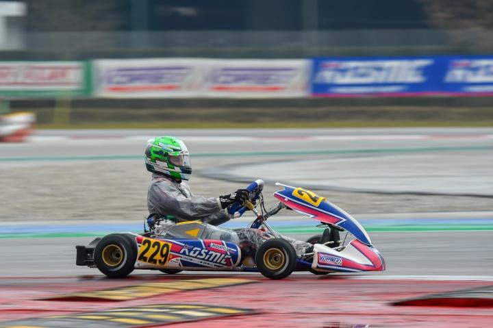 Challenging start for Kosmic Racing Department in Adria