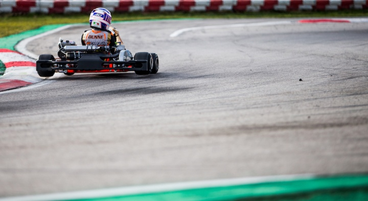 WSK Super Master Series, Adria - Qualifying results
