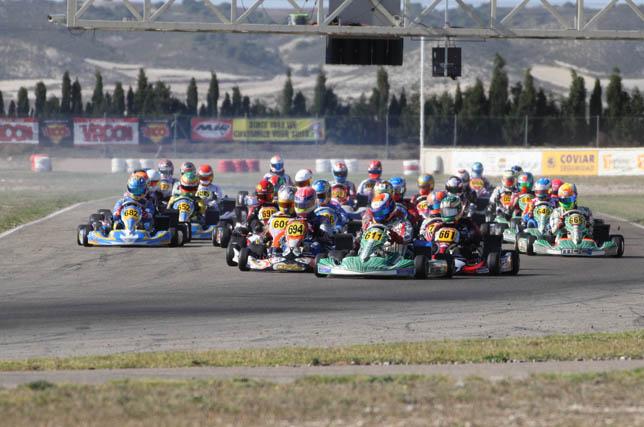 Final showdown at the Rotax International Open