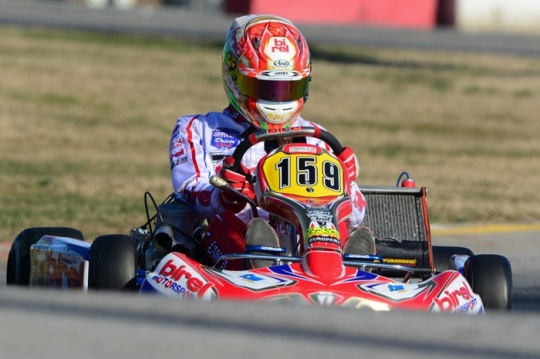 Birel Motorsport focuses on the KZ and KF classes