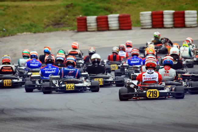 DKM calendar on five races again