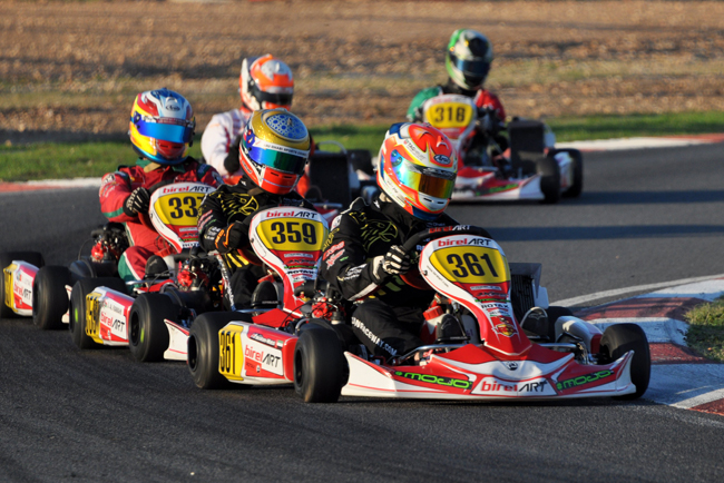 Highs and lows for Team UAE at Rotax MAX Grand Finals