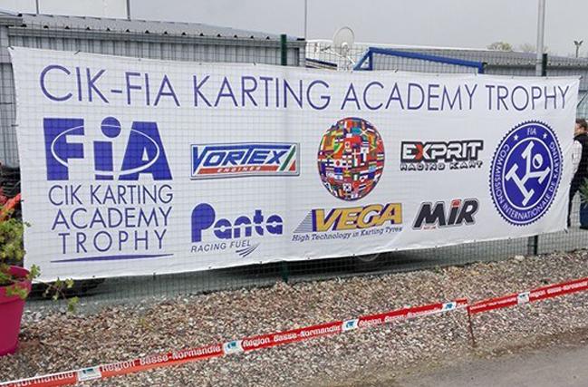 CIK-FIA European KZ/KZ2 & Academy Champs - Day 1