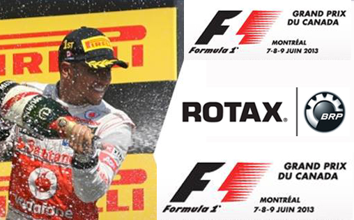 BRP AND THE F1 GRAND PRIX DU CANADA: A PERFECT FIT