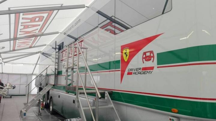 Tony Kart & Ferrari Driver Academy: the official launch
