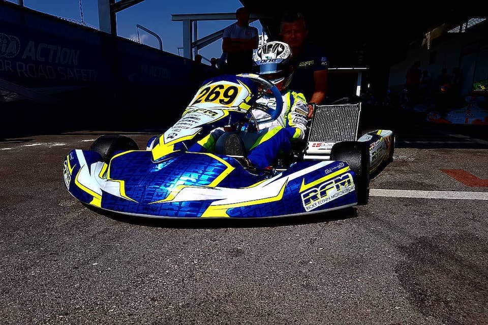 FIA Karting - Sarno competition postponed