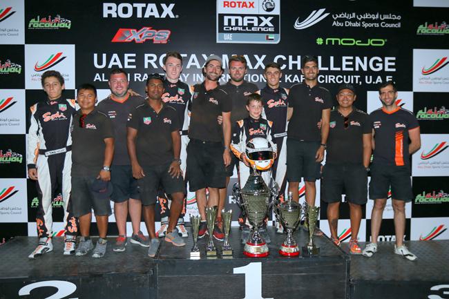 Sodi Racing honoured with prestigious award