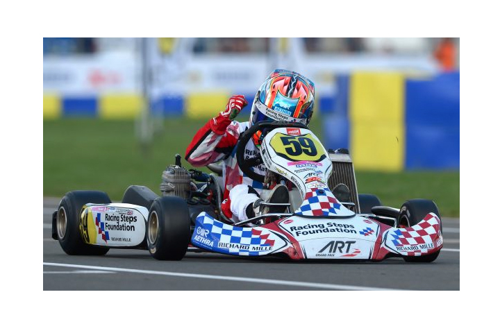 Multiple Champion Josh Smith returns to karting in 2016 British FKS Championship