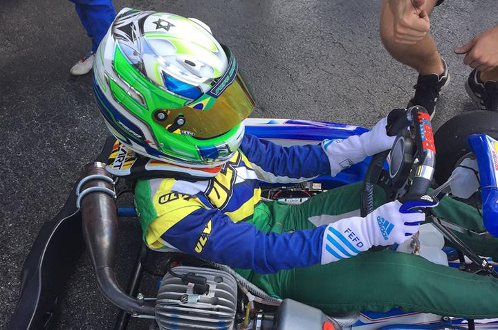 Fefo Barrichello heading to Florida Winter Tour