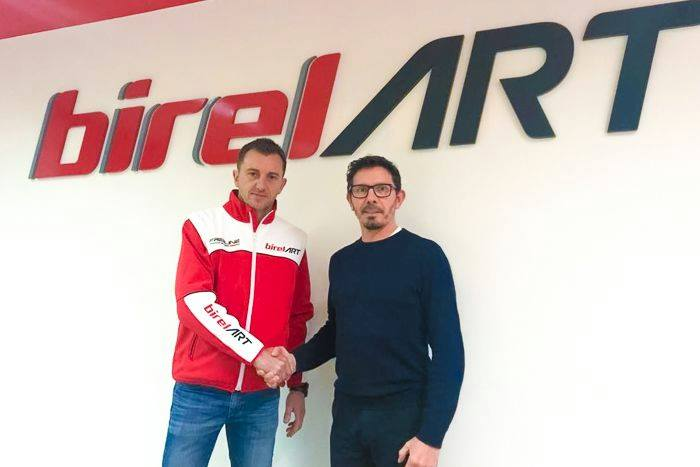 Davide Forè & BirelART: now it's official!