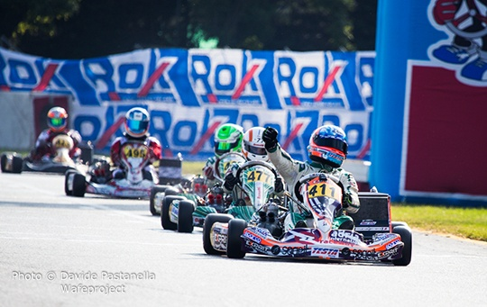 12th Rok Cup International Final in Lonato