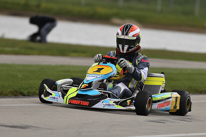 Fullerton-USA preps for SKUSA SuperNationals with strong team