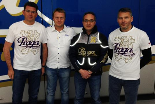 Beggio joins Praga Racing team