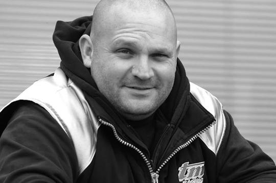 Gordon Finlayson, engine tuner