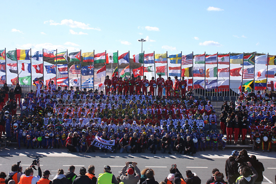 Record attendance for 2013 Rotax Max Challenge Grand Finals in New Orleans