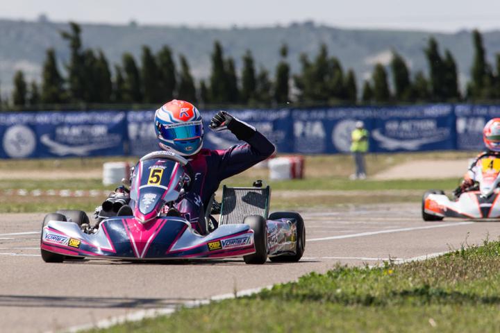 CIK-FIA European KZ - OK - OK Junior Champs - Day 3