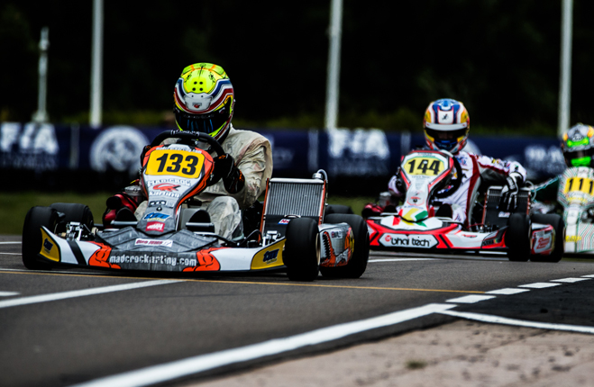Hanley (KF) and Sun (KFJ) on pole for the Euro prefinals