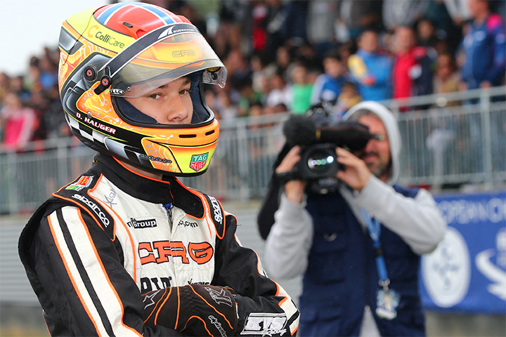 CRG heading to Le Mans for the OK, OK-JUNIOR and KZ2 European Championships