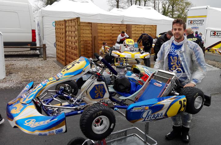 CIK-FIA European KZ/KZ2 & Academy Champs - Day 2