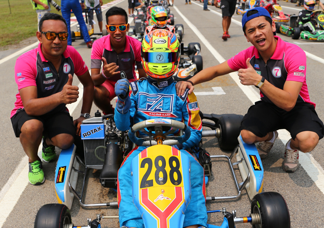 Last chance for Xeramic 4Hour endurance in Sepang