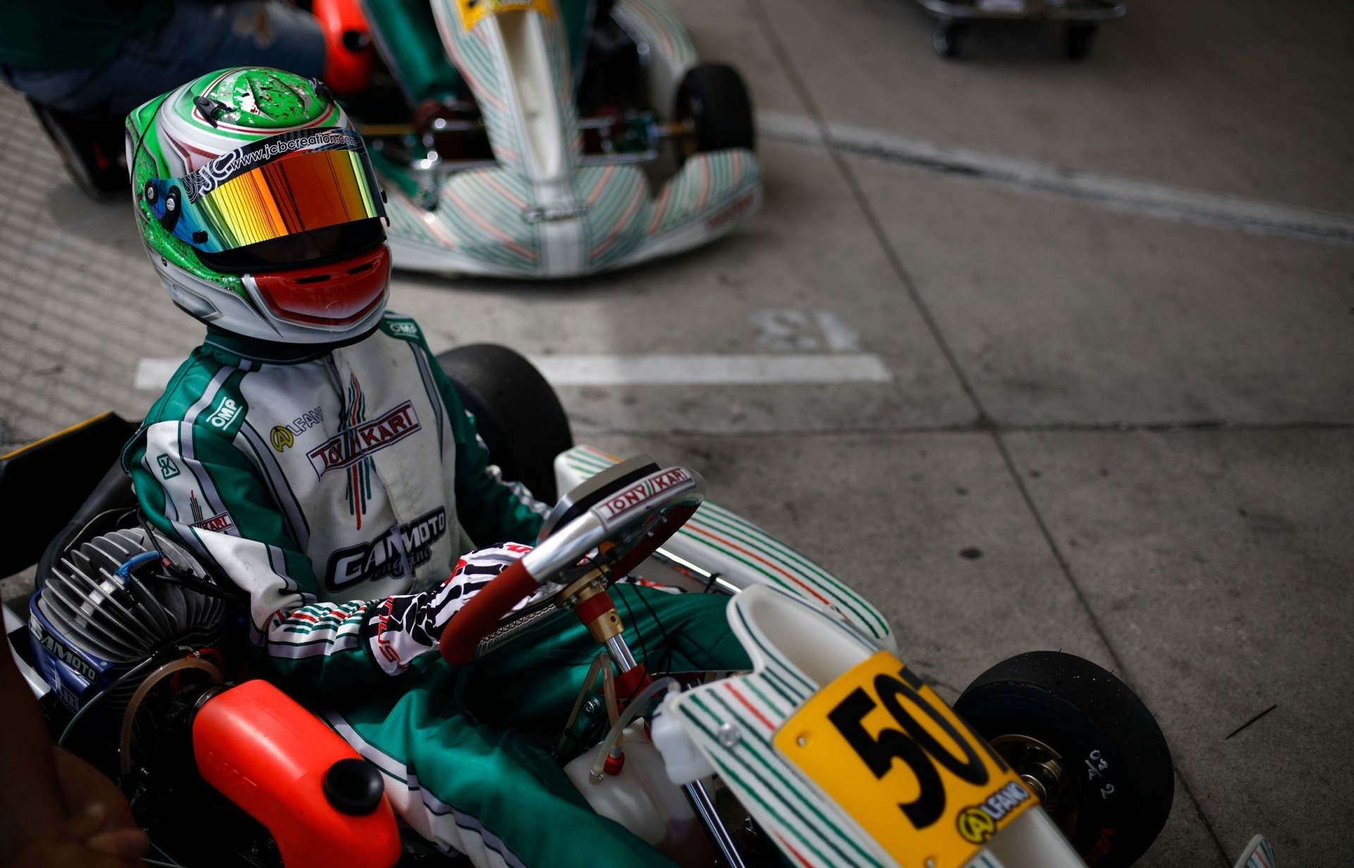 Highs and Lows for Gamoto Kart in Adria