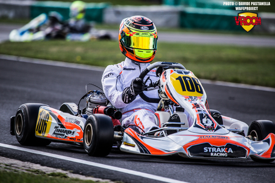 KF prefinal win for Ilott, the title still wide open