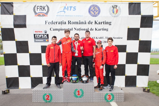 JMS Performance tops once again in the Romanian National Championship